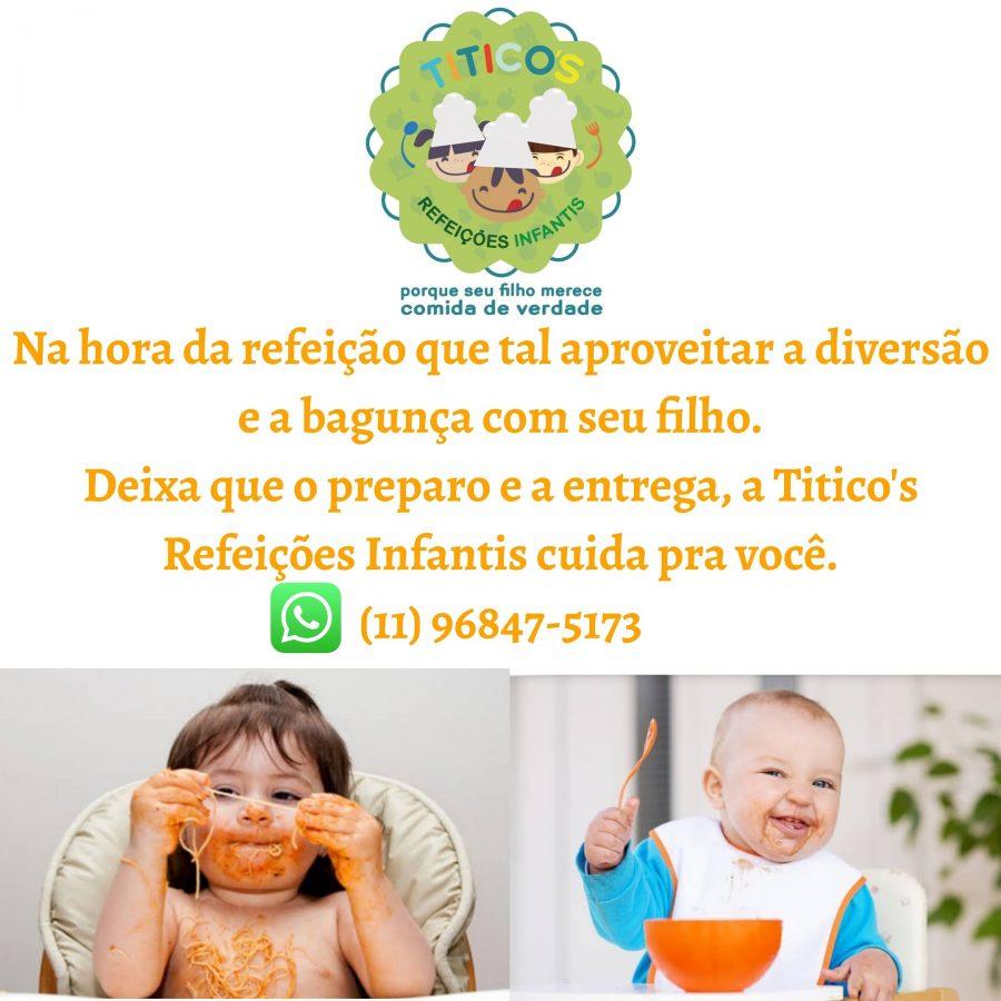 Titico's Refeições Infantis