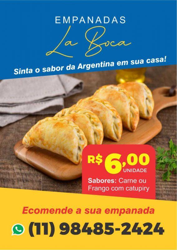 La boca - Empanadas Argentinas
